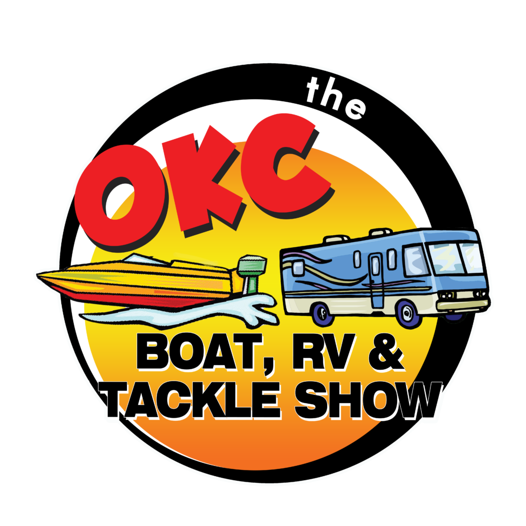 OKC Boat RV Tackle Show Logo edit
